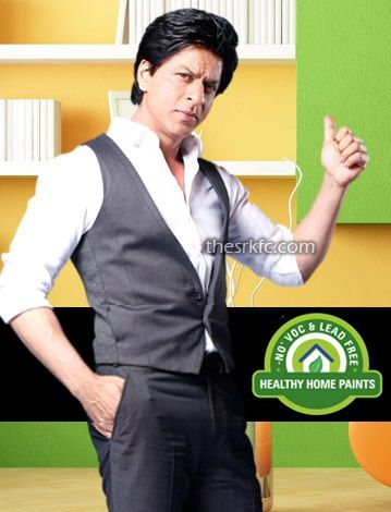 SRK Nerolac Ad