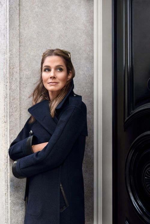 As the granddaughter of Estée Lauder, Aerin Lauder doesn't need to work as hard as she does, but that is obviously not the way she is wired....