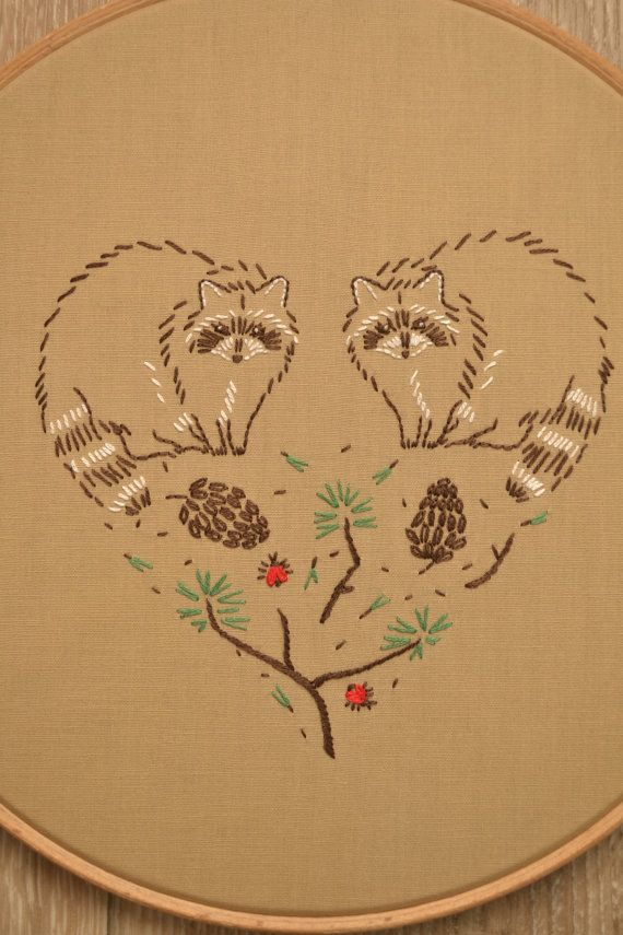 Hand embroidery patterns embroidery pattern by NaNeeHandEmbroidery