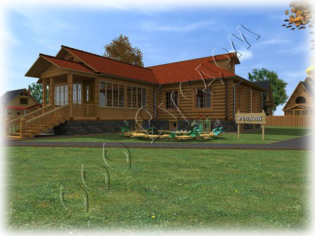 Проект Крестьянского дома: http://www.rusdom.ru/projects-houses/