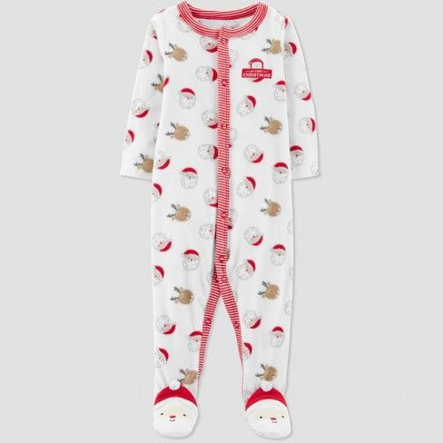 cded49dda Baby s Christmas Microfleece Sleep  N Play - Just One You made by ...