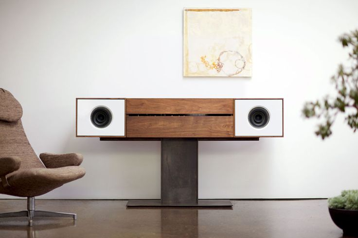 Symbol Audio | MODERN RECORD CONSOLE: Living Rooms, Inspiration, Stuff, Holidays Gifts Guide, Records Consoles, Records Players, Modern Records, Products Design, Symbols Audio