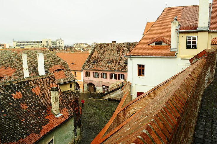 Buildings in Sibiu