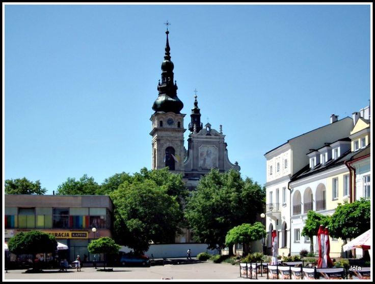 #Klasztor dominikanów w Tarnobrzegu. #tarnobrzeg #dominikanie