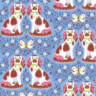 print & pattern: FABRICS - stacy peterson for blend
