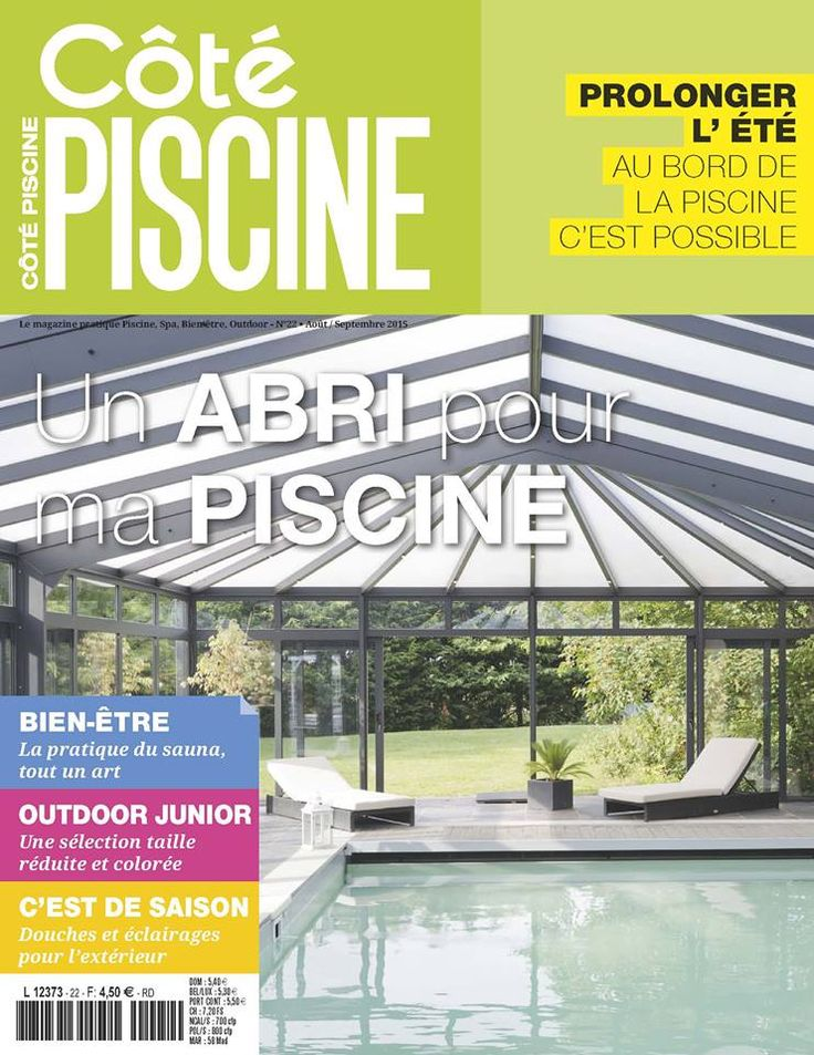 41 best piscine interieure images on Pinterest Indoor pools, Pool - prix veranda piscine couverte