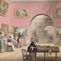 Exposição online exibe arte através dos olhos de Jane Austen