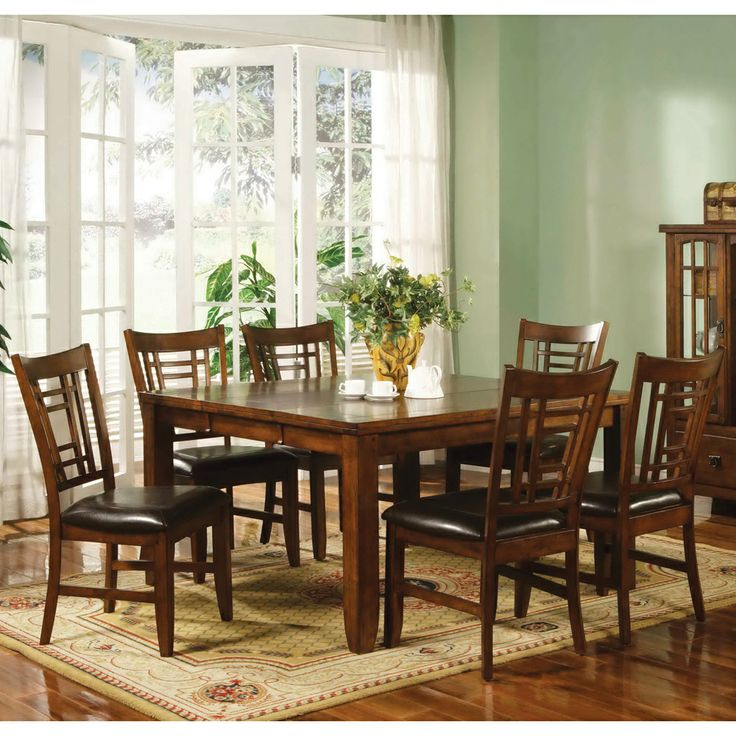 Eureka Square Dining Table U0026 Chairs By Lifestyle California