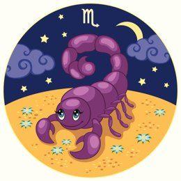 Physical Characteristics of a Scorpio