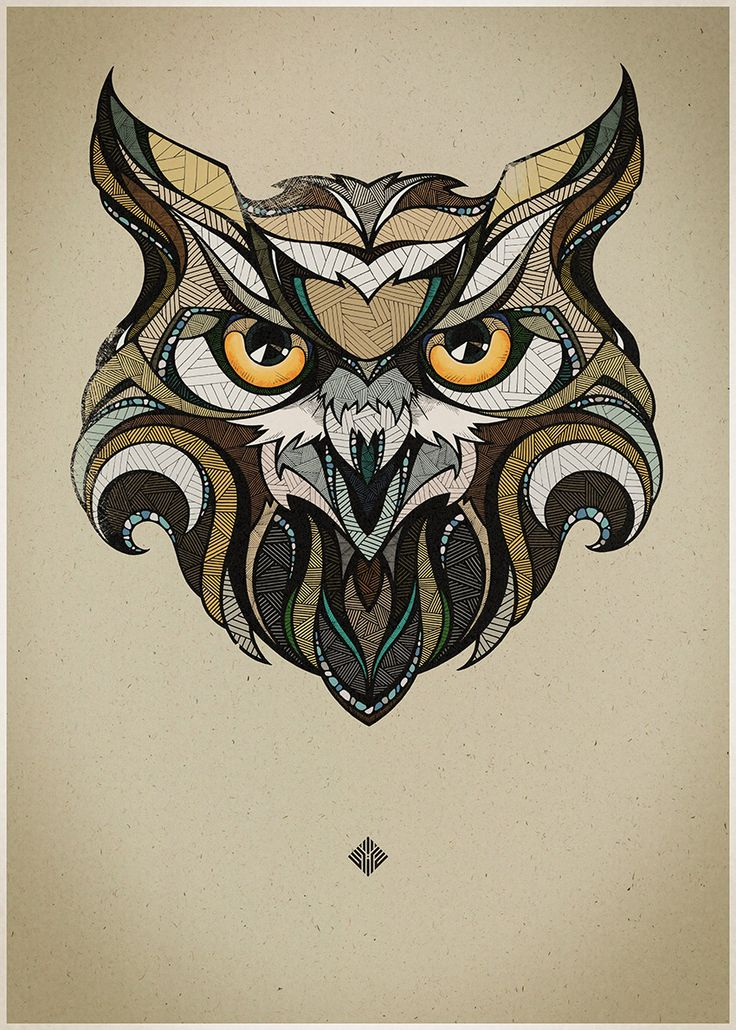 3 Animal Portraits on Behance
