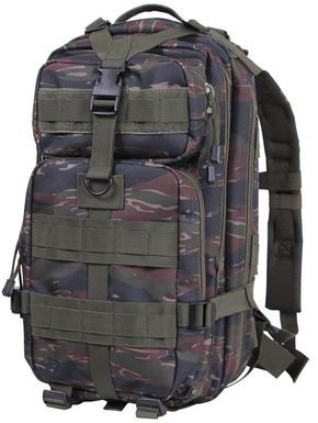 "Rothco 17"" Tiger Stripe Camouflage MOLLE Medium Transport Pack Backpack Bag"