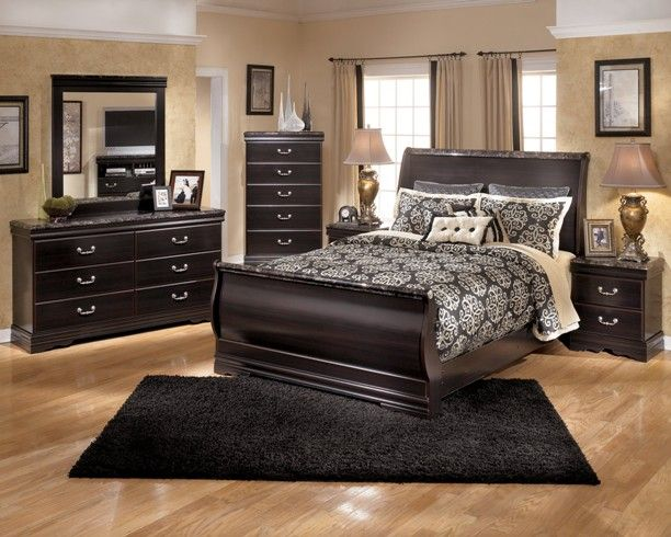 Ashley Furniture Gallery The Ashley Furniture Porter Bedroom Set Home Design Ideas Sleigh