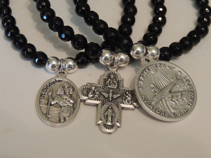 Protect my flight, Our lady of Loretto, safe travel bracelets