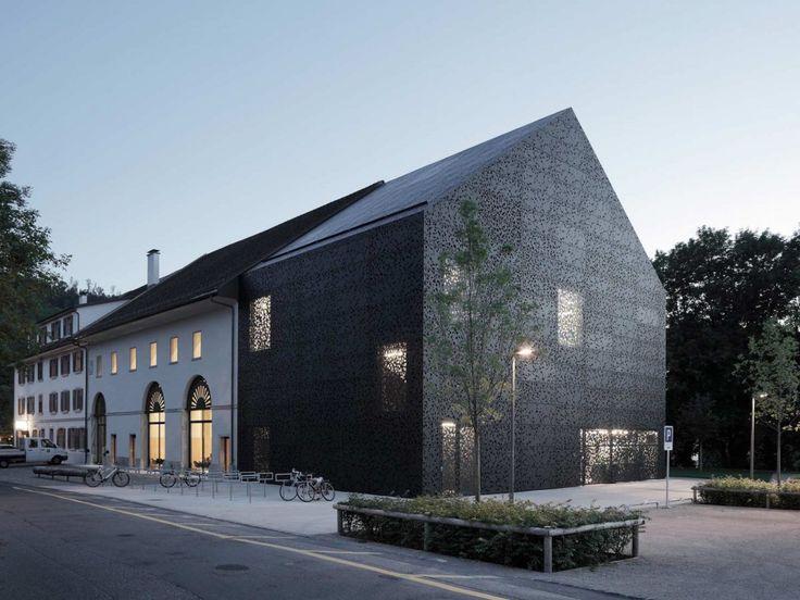 best architects architektur award // :mlzd / emw_Einbau Mensa Kantonsschule Wettingen / best architects 11 / Sonstige Bauten