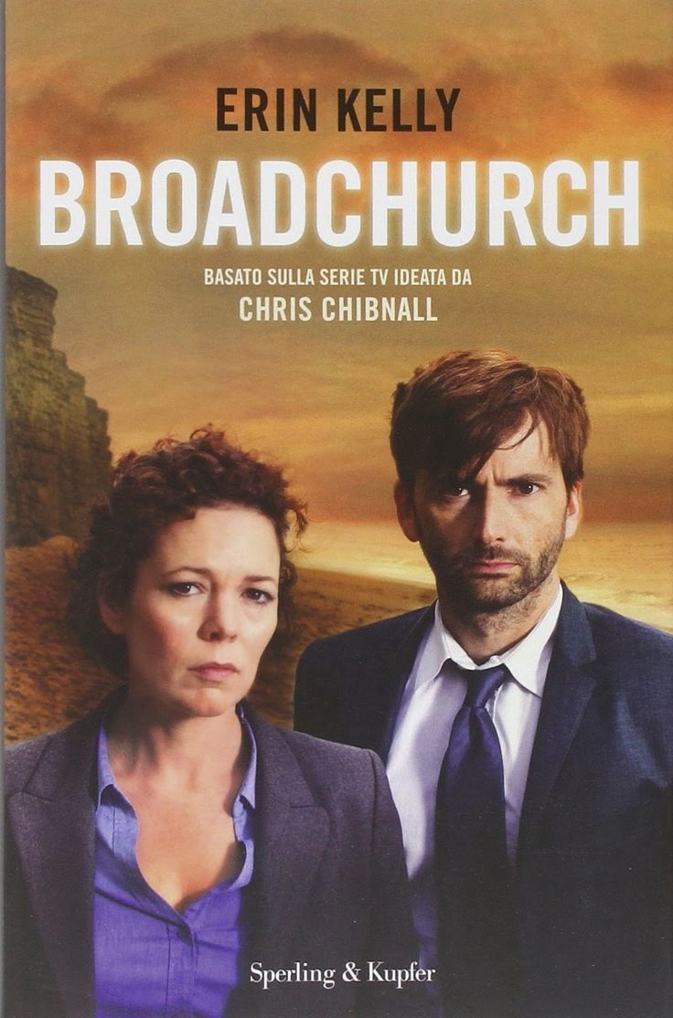 ITALY: Broadchurch - The Novel Now Available