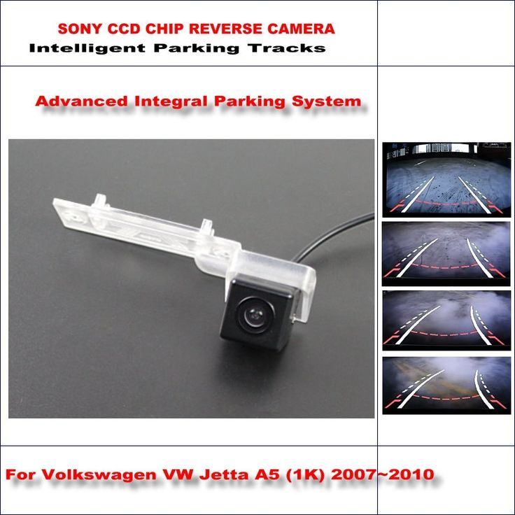 65.00$  Watch now - http://alic2t.shopchina.info/go.php?t=32793067608 - High Quality 3089 Chip Intelligentized Rear Camera For Volkswagen Jetta A5 (1K) 2007~2010 PAL RCA AUX HD SONY CCD 580 TV Lines  #buyonline