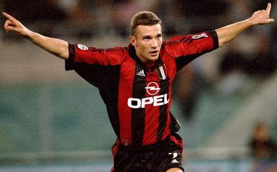 Andriy Shevchenko - AC Milan