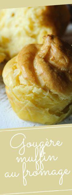 Pour l'apéritif dinatoire : Découvrez la recette de la gougère muffin en vidéo