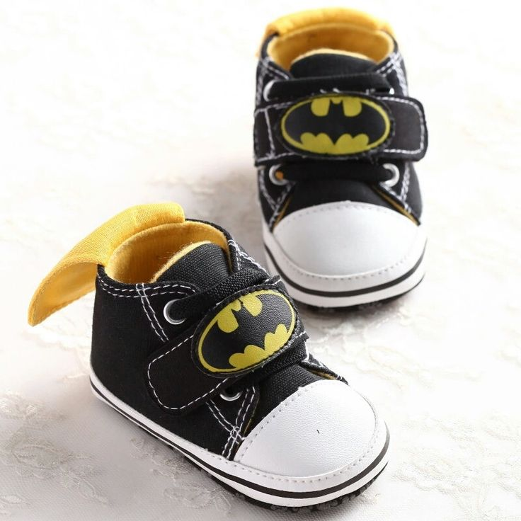 Baby Batman Shoes