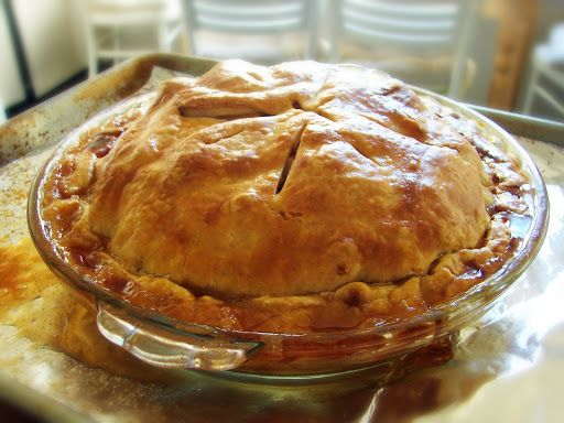 Food Wishes Video Recipes: A Classic American Apple Pie – Warning: This Video Recipe is Almost All Filler