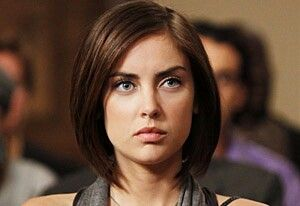 """90210's Jessica Stroup Talks Silver's New Cause and Show's """"Incestuous Little…"""
