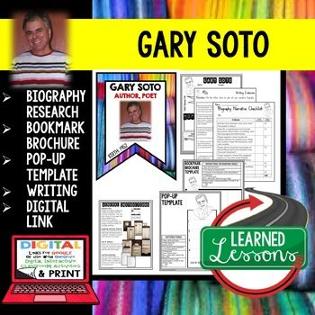 gary soto guilt essay Eric lemmel gary soto essay during every child's life, he or she is taught right from wrong, good from bad while most listen intently to their grandpa, mom , or dad, most will fall short of perfection.