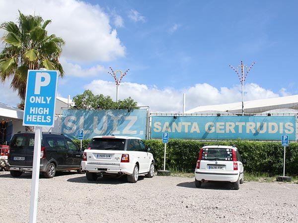 Sluiz Ibiza: crazy cool concept store in Santa Gertrudis