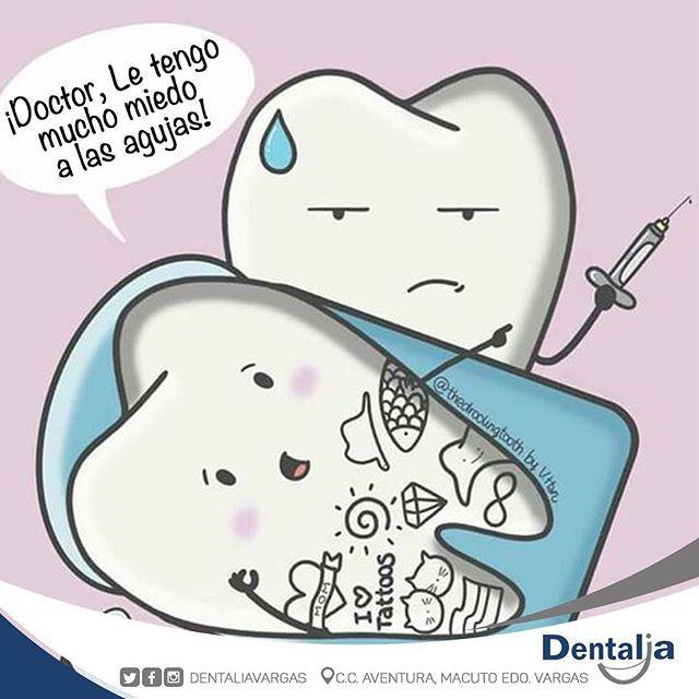 Colegas: ¿A alguno le ha pasado algo así con un paciente? 🙃 Pacientes: ¡Levanten la mano si estan tatúados y se identifican con la imagen 😂  #Agujas #Dolor #Pacientes #Doctor #Tatuajes  #Dentalia #Vargas #Smile #dentistry #dental #estheticdentistry #veneers #dentalcare #dentista #medicine #medicalschool #odontologia #dentalsurgery #teeth #tooth #doctor #bleaching #identistry #odonto #oralsurgery