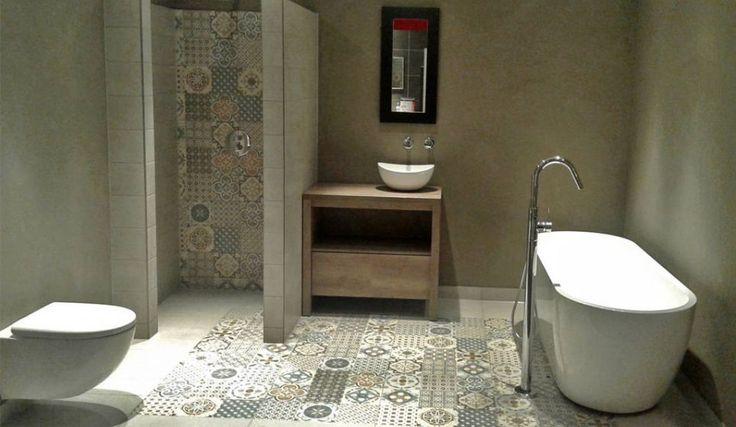122 best Badkamer inspiratie images on Pinterest | Modern bathroom ...
