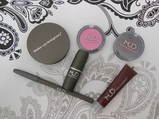 MUD makeup review by She Said Beauty
