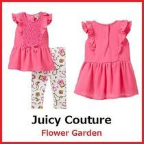 Juicy Couture ジューシークチュール 宝石プリント セットアップ