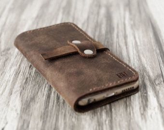 Leather Passport Case - cross and point-9 by VIDA VIDA YnP2x0