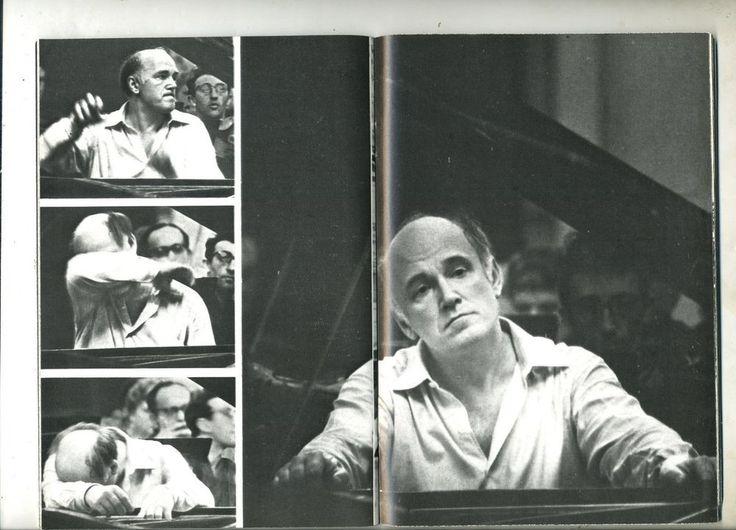 NEYGAUS Richter Rihter pianist USSR Russia Moscow conservatory