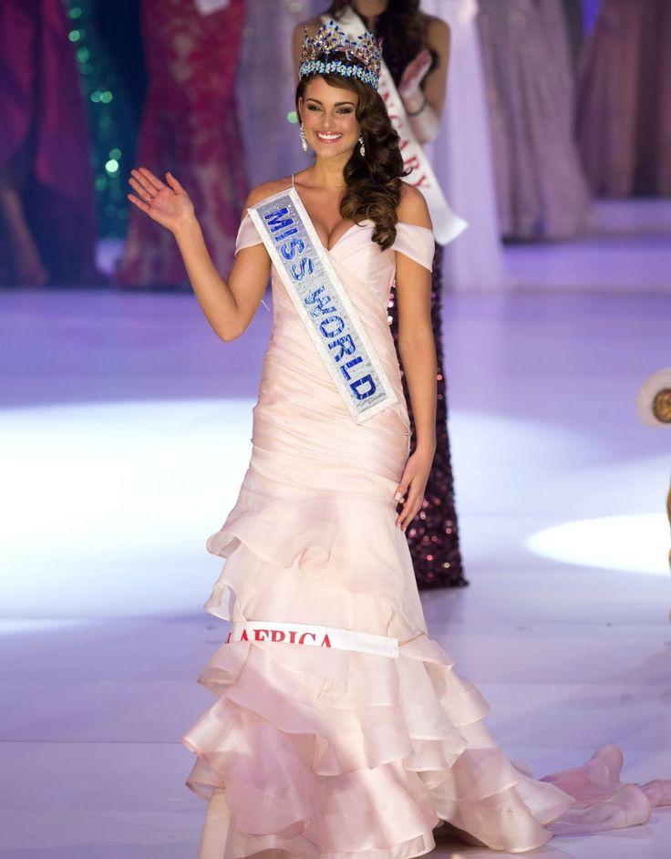 Rolene Strauss Miss World 2014