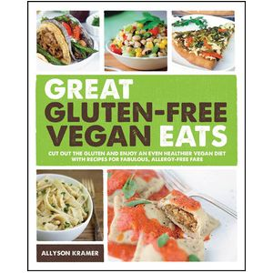 Full of fresh and all-natural ingredients, these 101 fully-photographed, scrumptious recipes prove that eating vegan and gluten-free doesn't have to be a sacrifice. From tempting appetizers, to hearty mains, to luscious desserts, you'll find dishes to suit your every need and craving.