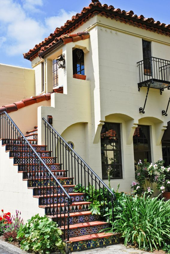 25 best ideas about spanish tile roof on pinterest for Spanish style prefab homes