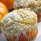 The best cream cheese pumpkin muffins! The closest to Starbucks I can find. It helps to add some confectioners sugar to the cream cheese and also double the filling.