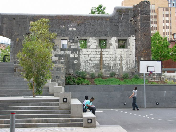 Image result for rmit basketball court