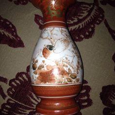 Japanese Kutani signed Vase