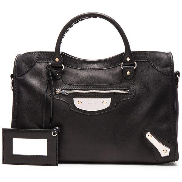 Balenciaga Metal Plate City AJ ($2,225) ❤ liked on Polyvore featuring bags, handbags, metal purse, hand bags, balenciaga purse, purse bag and handbag purse