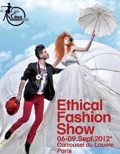 France : Ethical Fashion Show Paris to focus on innovation - Fashion News France