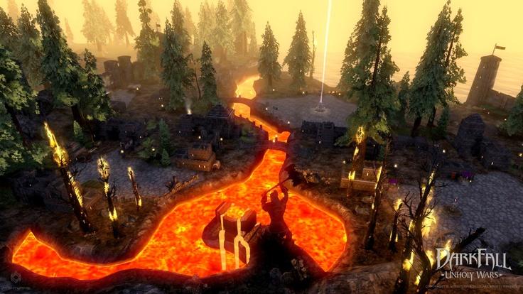 Darkfall Uholy Wars Agon Screenshots