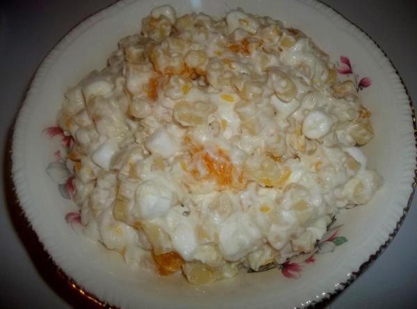 Pineapple/ Macaroni Fruit Salad Recipe