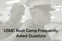 Marine Corps Boot Camp FAQs