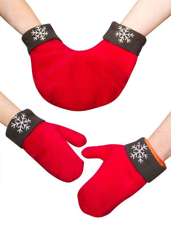 Um das Frostige aus der Beziehung fernzuhalten: Partner-#Handschuhe! #Liebe #love #Geschenk #Valentinstag