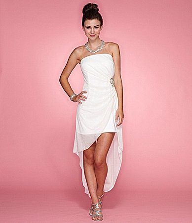 Images of Dillards White Dresses - Klarosa