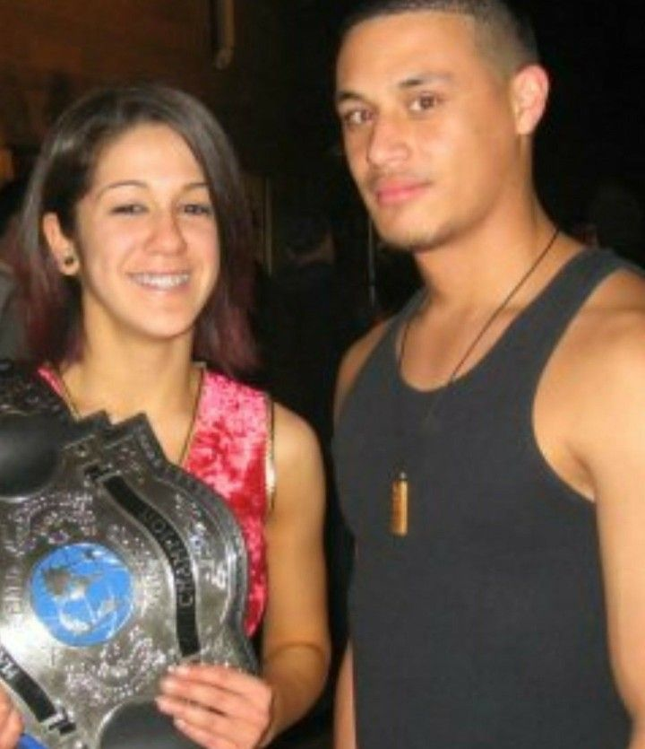 Bayley Aaron Solow Wwe Superstars Simply Beautiful Solow