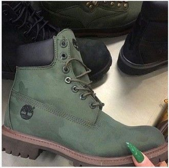 shoes cute green camouflage green shoes yeezy drake wanted green army usa europa netflix canada green boots timberlands timberland boots shoes timberland boots army green army boots dylan o'brien teen wolf the vampire diaries