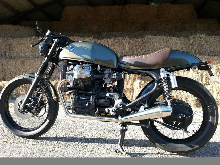 CRK Honda CX 500 Roadster Sport parts available to build your own, using your donor bike and CRK parts.