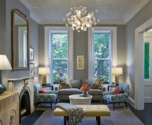 "Benjamin Moore ""coventry gray"".....gorgeous"